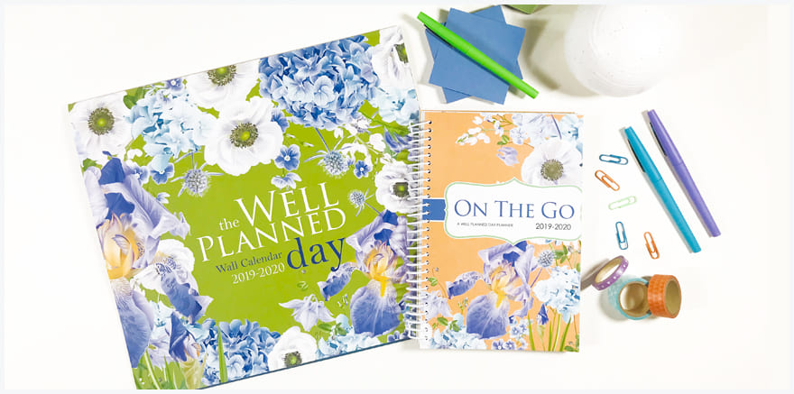 Using Your On the Go Planner