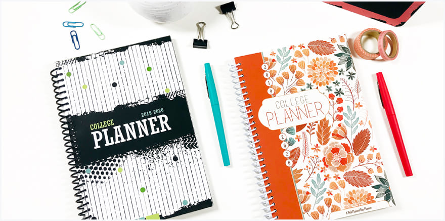 Using Your College Planner