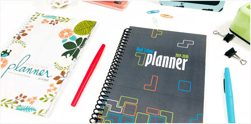 Using Your High School Planner