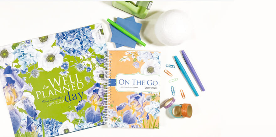 Why Moms Should Use a Planner