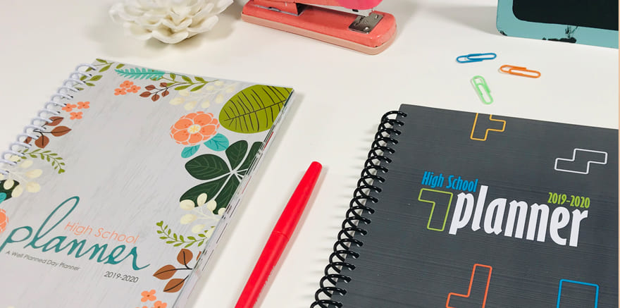 Why High Schoolers Should Use a Planner