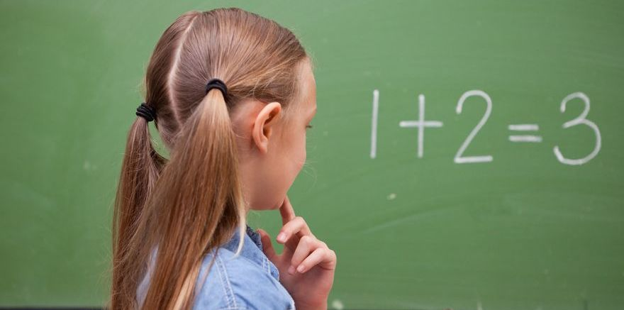 How to Speak the Language of Math to Your Visual Learner