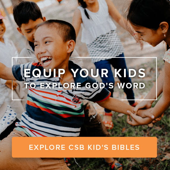 CSB Kid's Bible